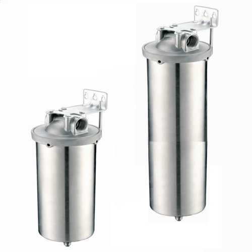 Stainless Steel Air Cleaner Housing : Stainless steel cartridge filter housing authorized