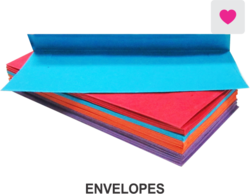 Envelopes Assortment Pack Of 30 Pcs