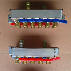 Manifold for Injection Molding