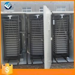 TM&W - Industrial Incubator Or Hatcher of 12625 Eggs capacity