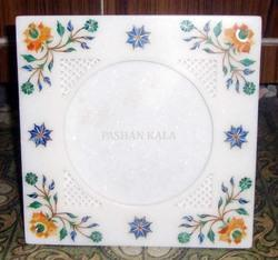 Marble Stone Inlaid Photo Frame