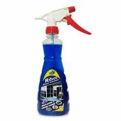 Ammonia Free Glass Cleaner