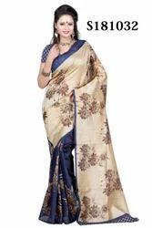 Design Bhagalpuri Silk Sarees