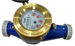 Toshniwal 25mm Brass Multi Jet Class B Screwed Water Meter