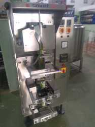 Automatic Sip Up (Ice Candy/Pepsi) Packing Machine