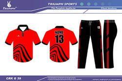 ODM Cricket Garments