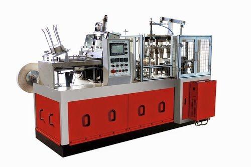 JPM-Rapid 1 High Speed Paper Cup Machine