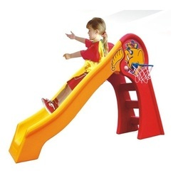 Plastic Playground Slides