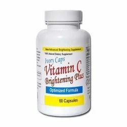 Ivory Caps Vitamin C Skin Brightening Plus Capsules
