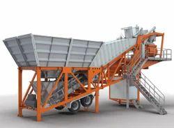 Auto-Mobile Concrete Batching Plant