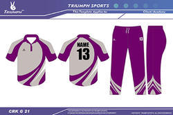 Womens Practice Uniforms For Cricket