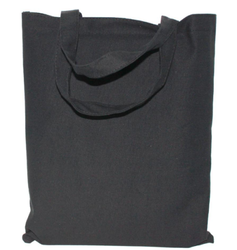 Cotton Black Bags