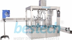 Industrial Semi Auto Filling Machine