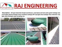 Waterproofing System For Metal Roofs Waterproofing