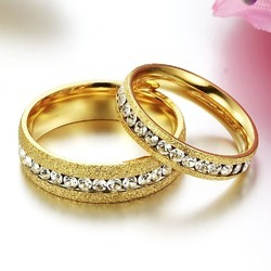 Wedding Gold Ring at Best Price in India