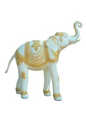 Marble Look -Welcome Elephant