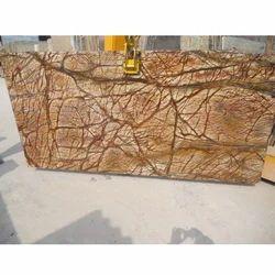 Rain Forest Brown Marbles Slab