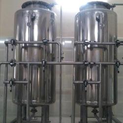 Filter Sewage Treatment Plant