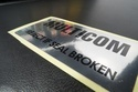 Metallised Sticker Printing