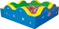 Square Ball Pool 4pcs