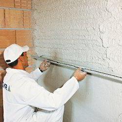 how to break plaster of paris