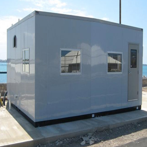 Portable Cabin Manufacturer India   Construction Site Office Manufacturer  From Faridabad