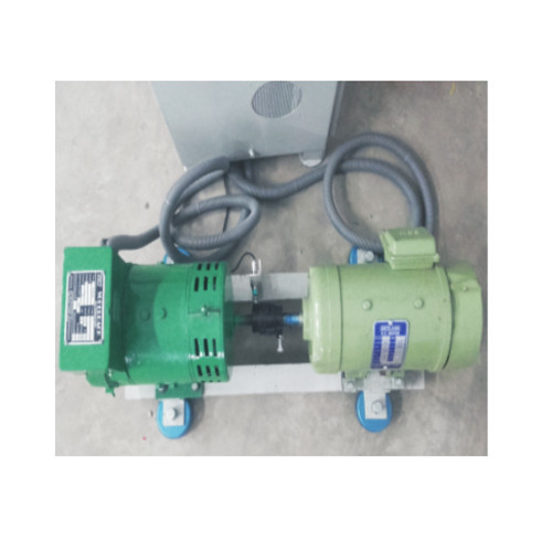 Electrical Motor Synchronous Motor And Dc Generator Set
