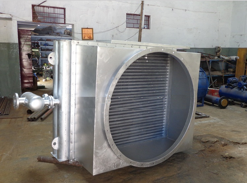 Charcoal Dryer Radiators