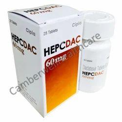Hepcdac-28 Tablets