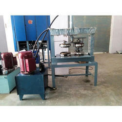 Double Die Double Cylinder Hydraulic Paper Plate Machine