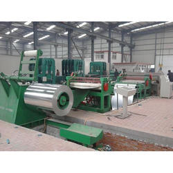 Slitting or Cutting Production Line