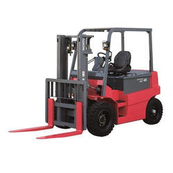 Nichiyu 3.5 To 4.5 Ton Battery Operated Forklift
