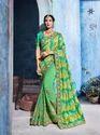 Wedding Wear Embroidered Saree