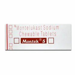 Montelukast Sodium Chewable Tablets
