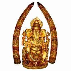 Resin Ganesha Tusk