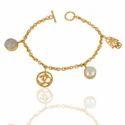Designer Multi Charm Fashion Bracelet Jewelry