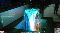 LED Light Water Fountain