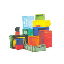 Crates and Bins