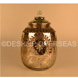 Antique Finish Jar