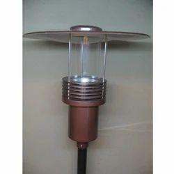 Post Top Lamp Pole