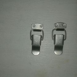 Wall Mounted Toggle Latches
