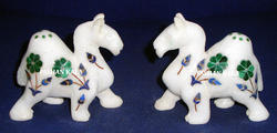 Marble Camel Figure Gift