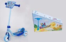 Tri Scooters Aluminum Body