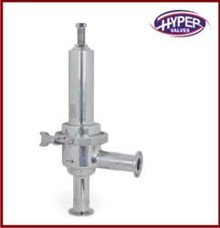 Clean Steam Pressure Regulator