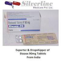 Etozox 90mg Tablets