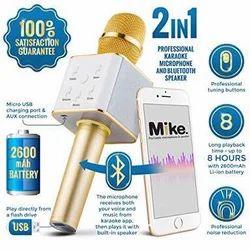 Wireless Karaoke Mic