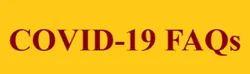 COVID-19 FAQ on CSR