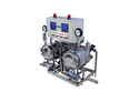 Multi Chamber Yarn Steaming Autoclave