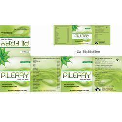 Herbal Pile Relief Capsules