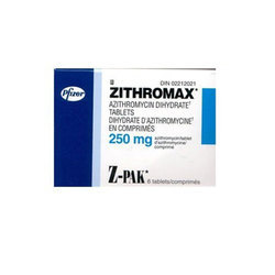 Zithromax 250 Tablet